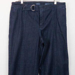 J. Jill Metropolitan Full Leg Blue Jeans Size 16